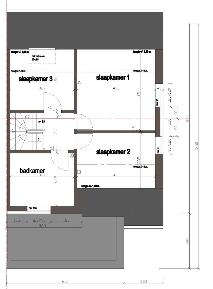 Halfopenbebouwing centraal in Heuvelland - 7