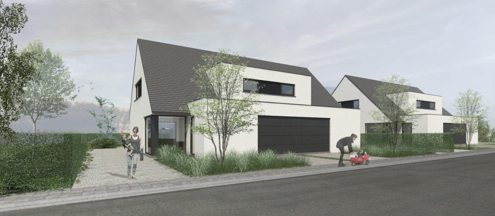 Halfopenbebouwing centraal in Heuvelland - 5