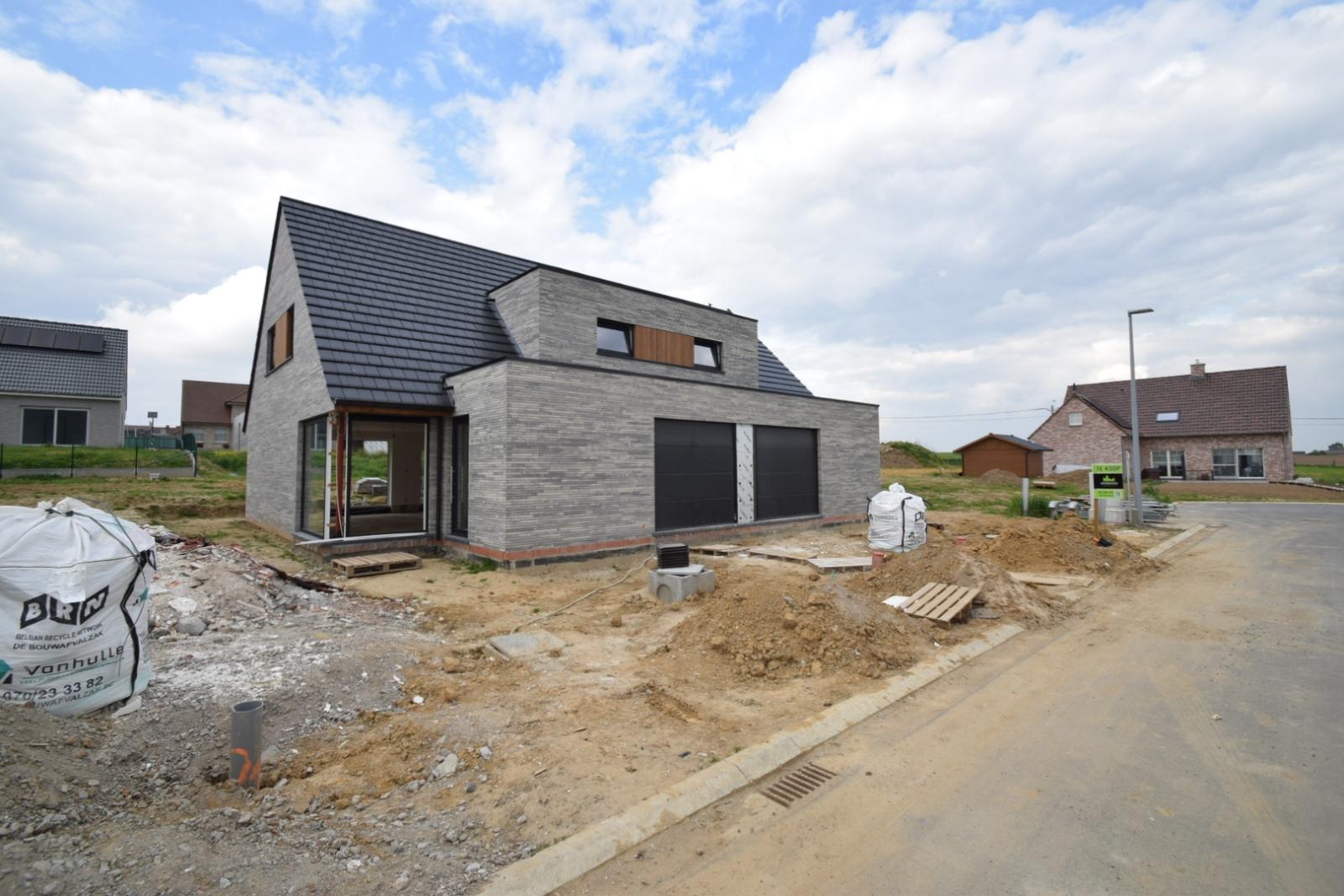 Nieuwbouwwoning te Nieuwkerke (TOPPER)