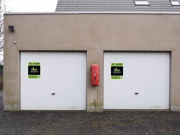 Garagebox/opslagruimte te koop