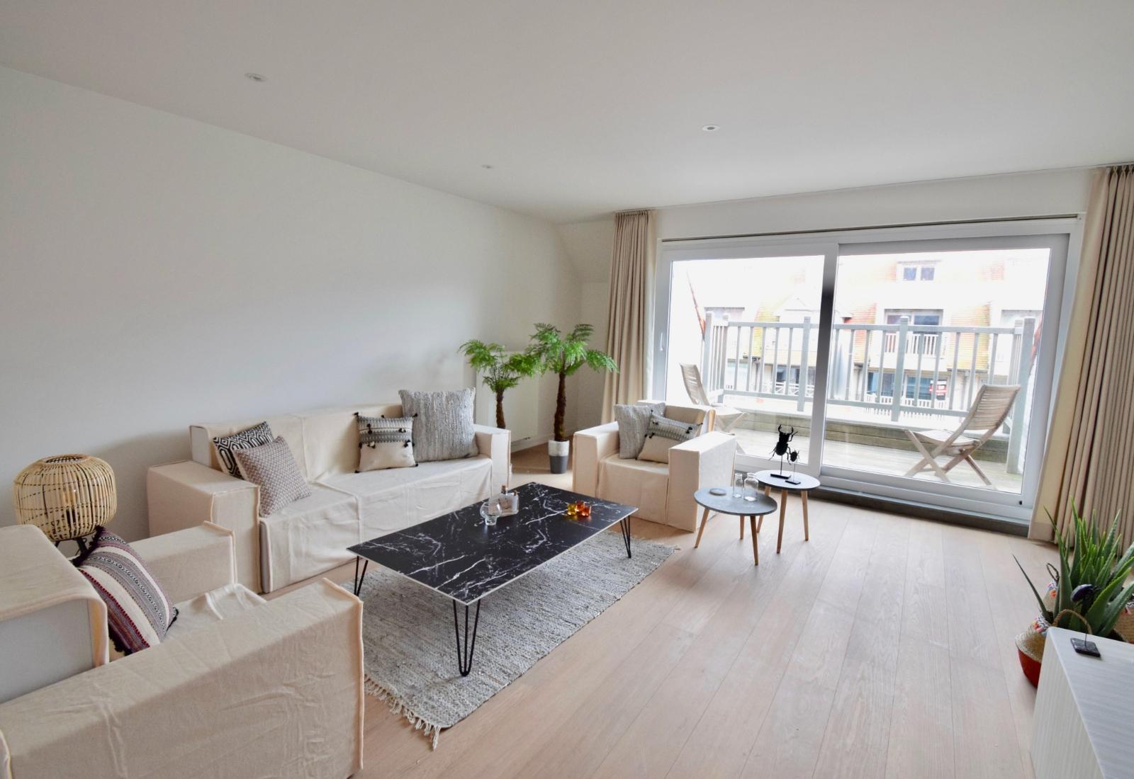 Luxueuze penthouse in de winkelstraat van Nieuwpoort-bad - 3