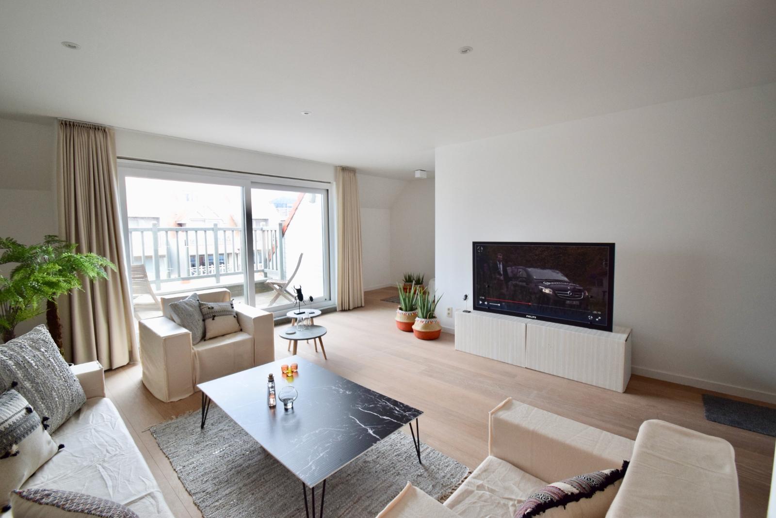 Luxueuze penthouse in de winkelstraat van Nieuwpoort-bad - 5