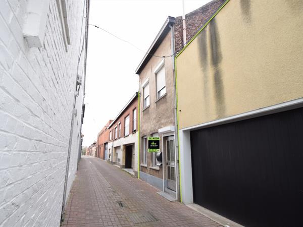 Gezellige woning in het centrum van Poperinge.