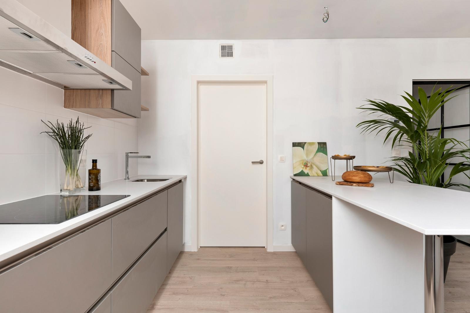 Prachtig appartement met super ruim terras in centrum Diksmuide - 3