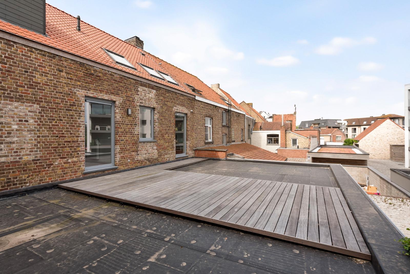 Prachtig appartement met super ruim terras in centrum Diksmuide - 9
