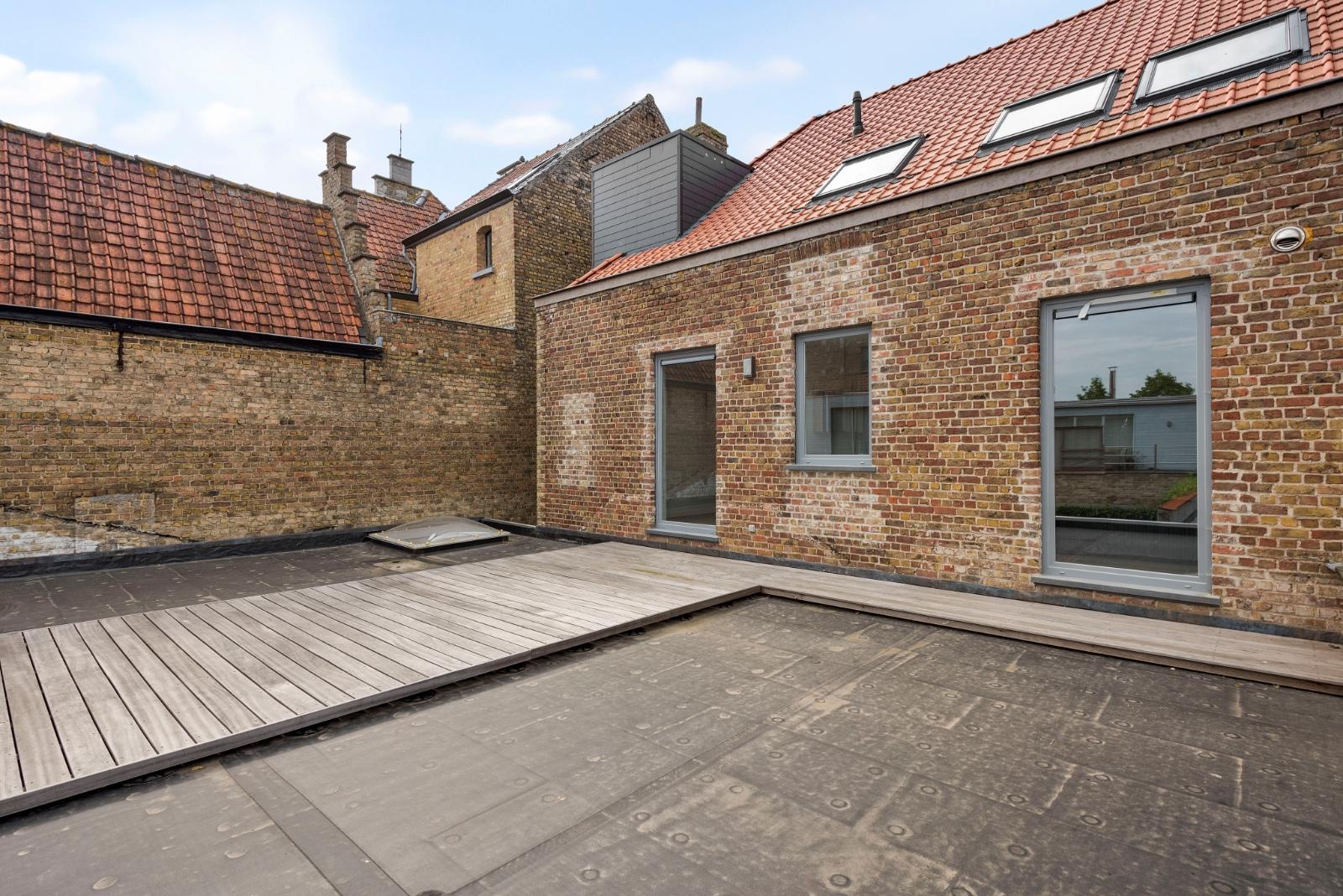 Prachtig appartement met super ruim terras in centrum Diksmuide - 10
