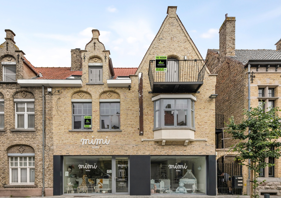 Prachtig appartement met super ruim terras in centrum Diksmuide - 11