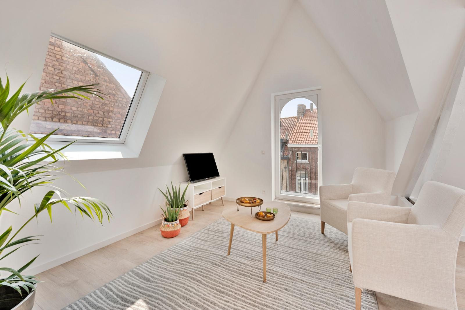 Volledig gerenoveerd appartement op centrale ligging - 2