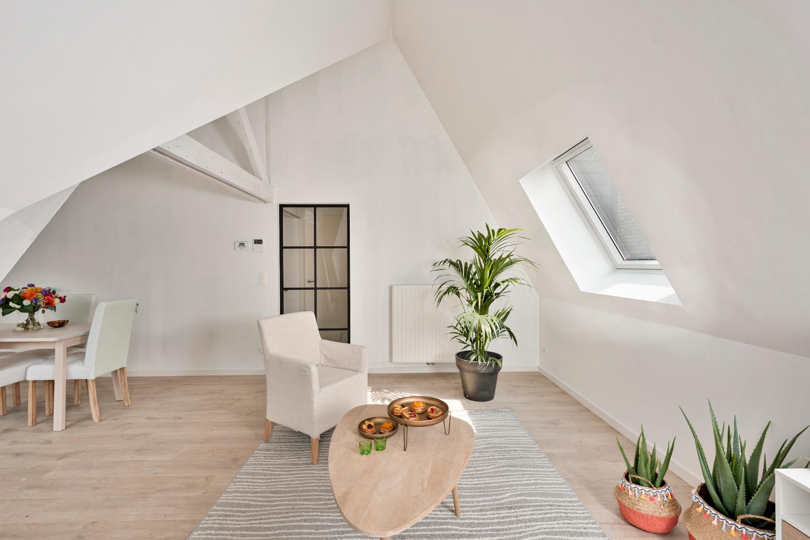 Volledig gerenoveerd appartement op centrale ligging