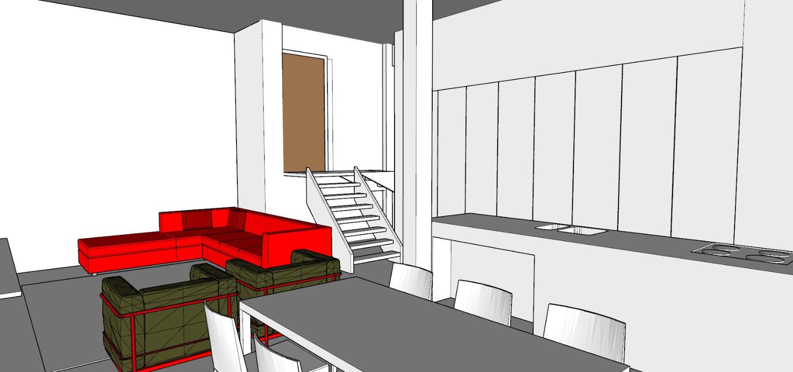 Verder af te werken penthouse (112m²) in centrum Diksmuide - 4