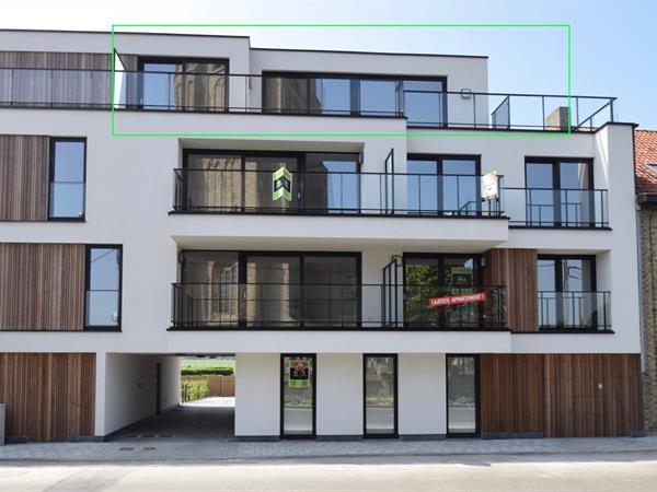Luxe penthouse met ruime terrassen en uniek uitzicht