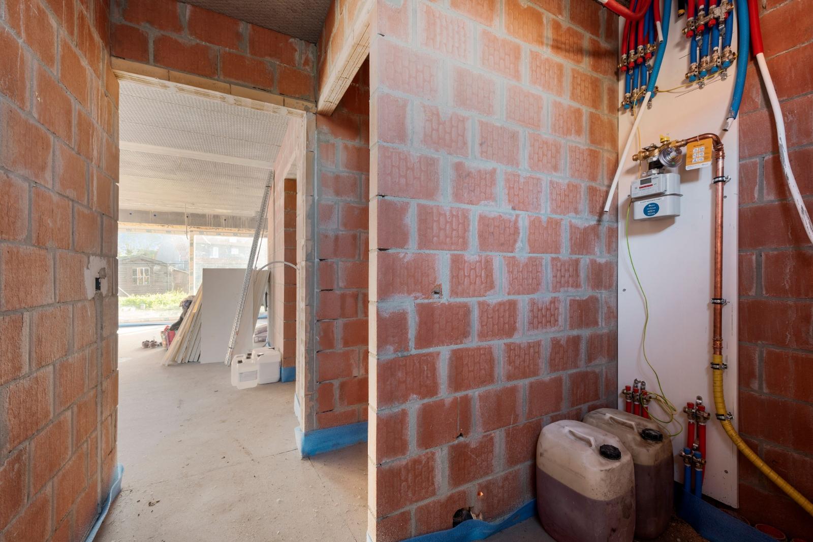 Kwaliteitsvolle nieuwbouwwoning in centrum Leke - 2