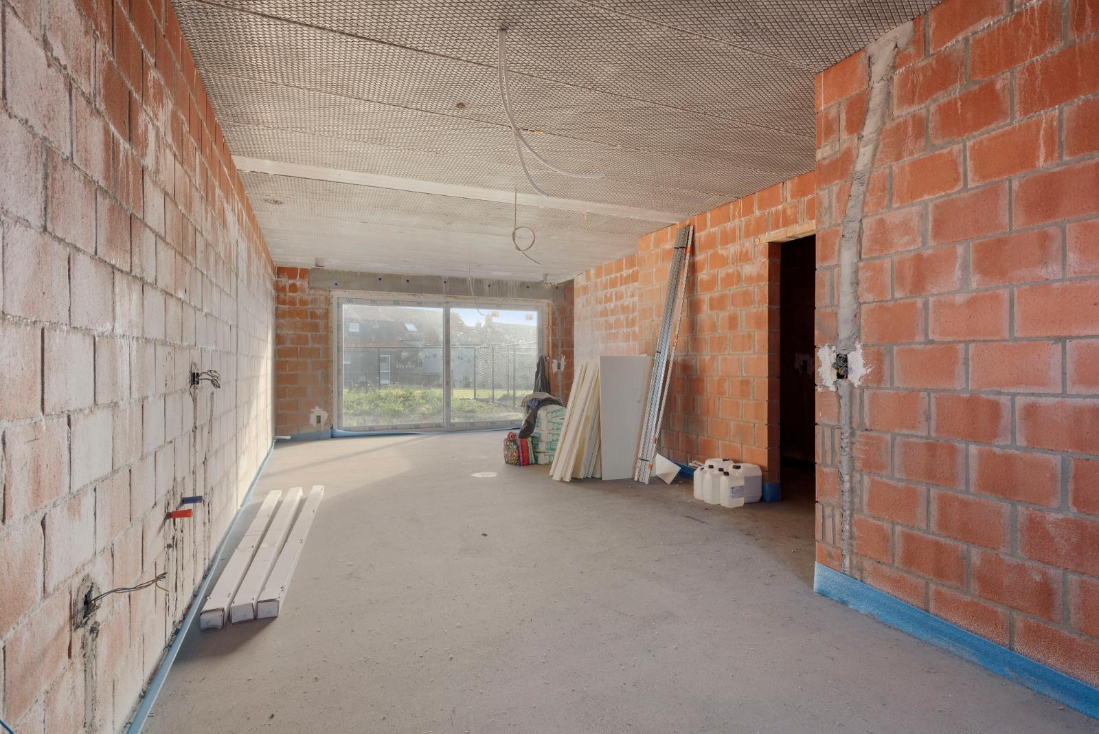 Kwaliteitsvolle nieuwbouwwoning in centrum Leke - 3