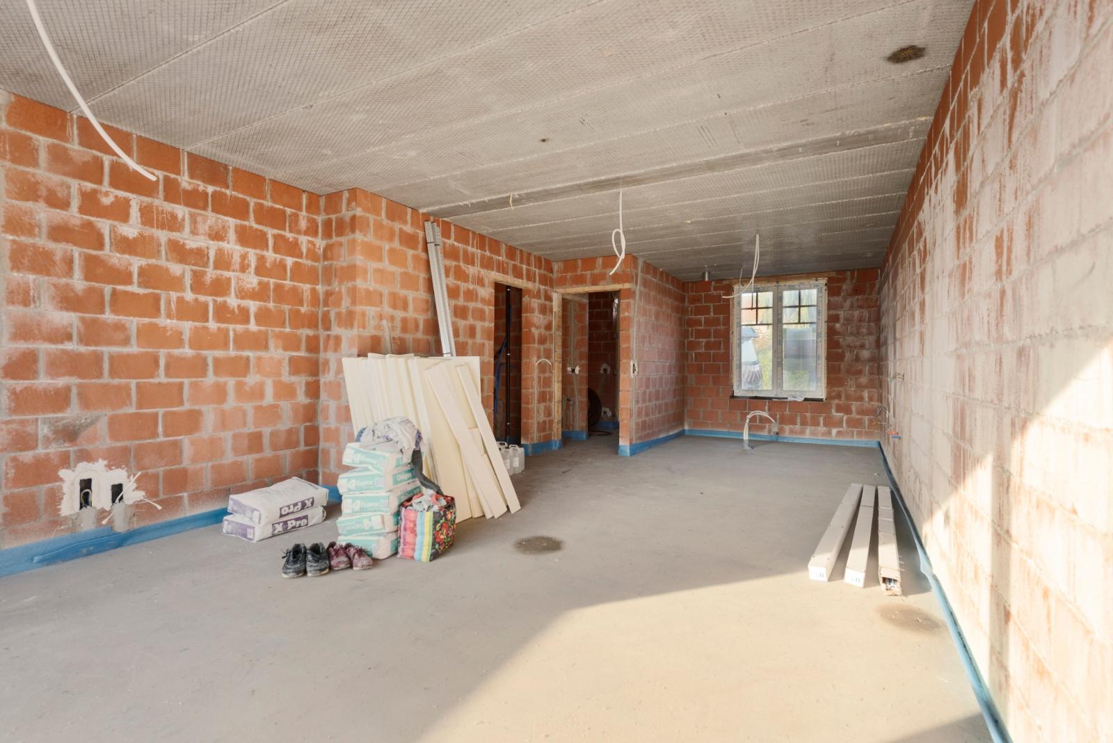 Kwaliteitsvolle nieuwbouwwoning in centrum Leke - 4