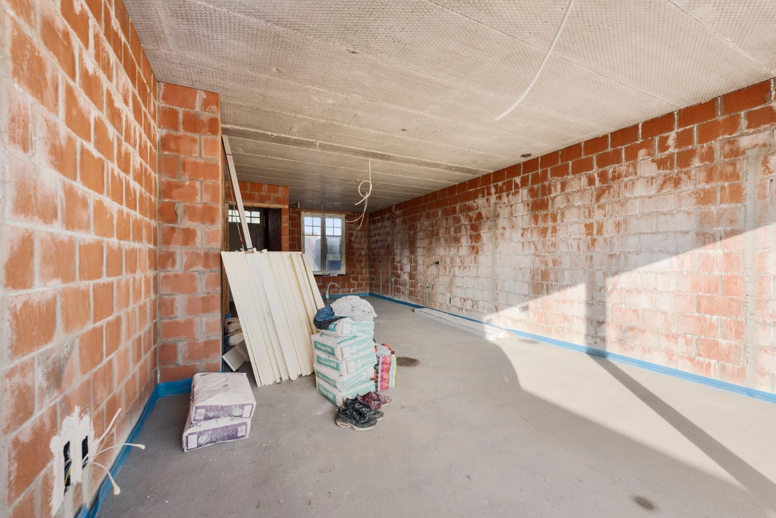 Kwaliteitsvolle nieuwbouwwoning in centrum Leke - 5