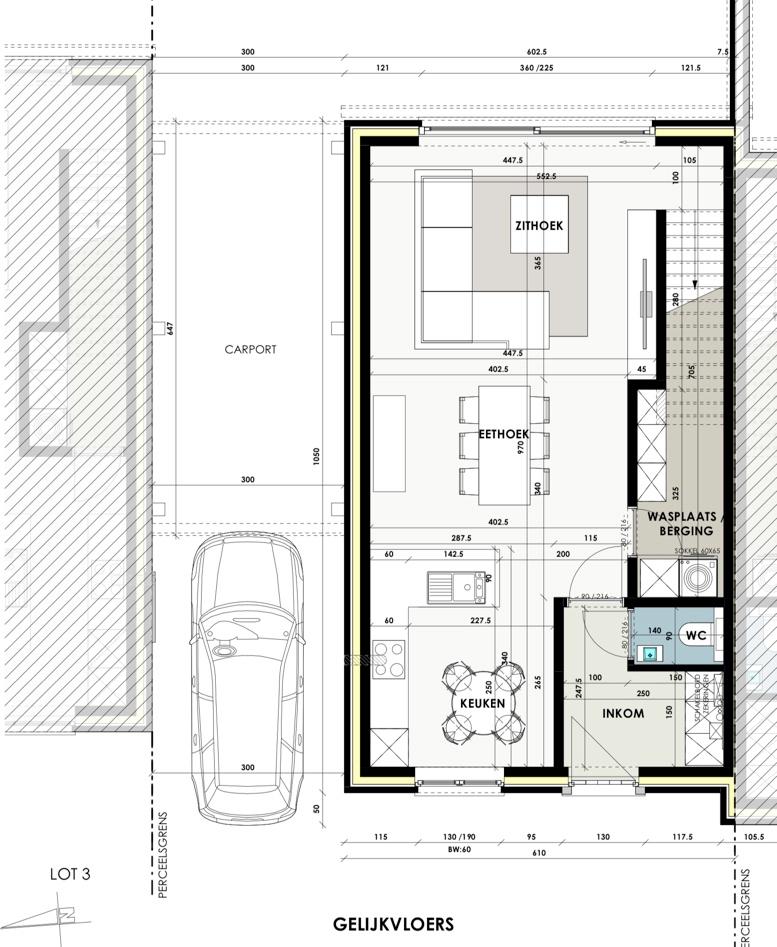 Kwaliteitsvolle nieuwbouwwoning in centrum Leke - 13