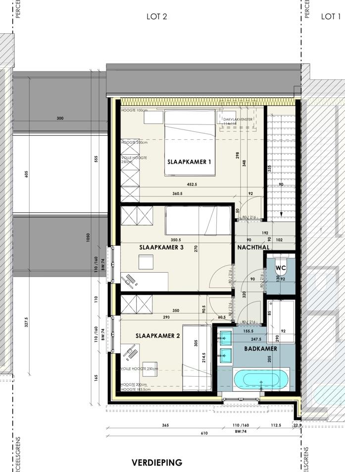 Kwaliteitsvolle nieuwbouwwoning in centrum Leke - 12