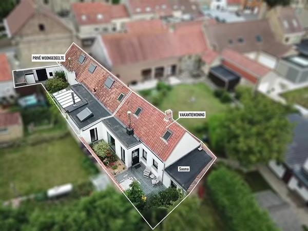 Ruime & gezellige woning met heel wat mogelijkheiden in Eggewaartskapelle
