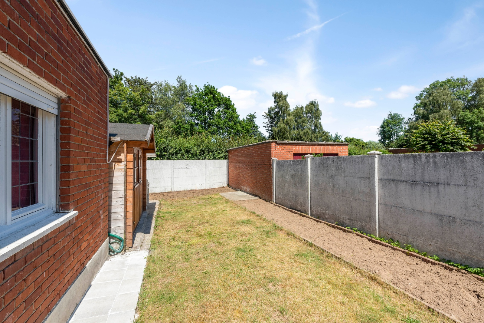 Ruime gezinswoning met zonnige tuin - 15