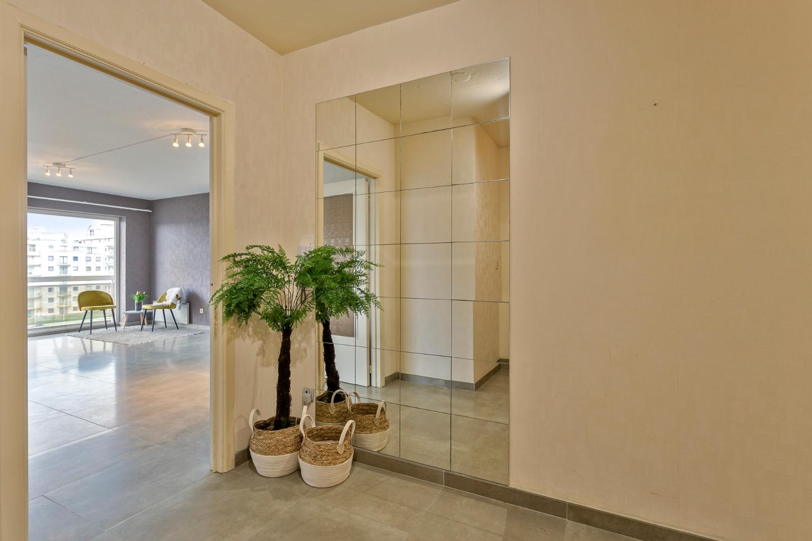 Ruim appartement met zicht op de Leopold I Esplanade. - 6