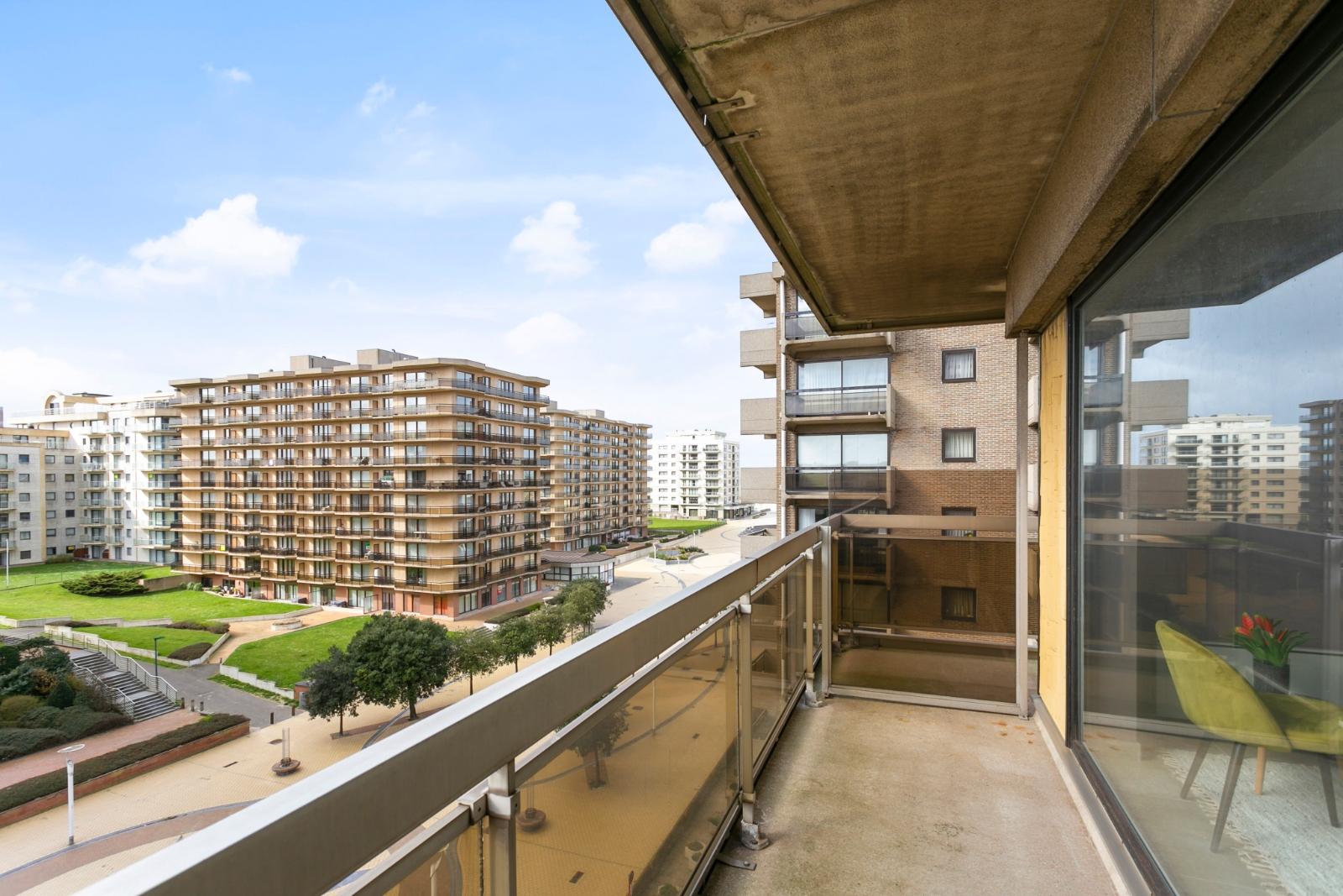 Ruim appartement met zicht op de Leopold I Esplanade. - 10