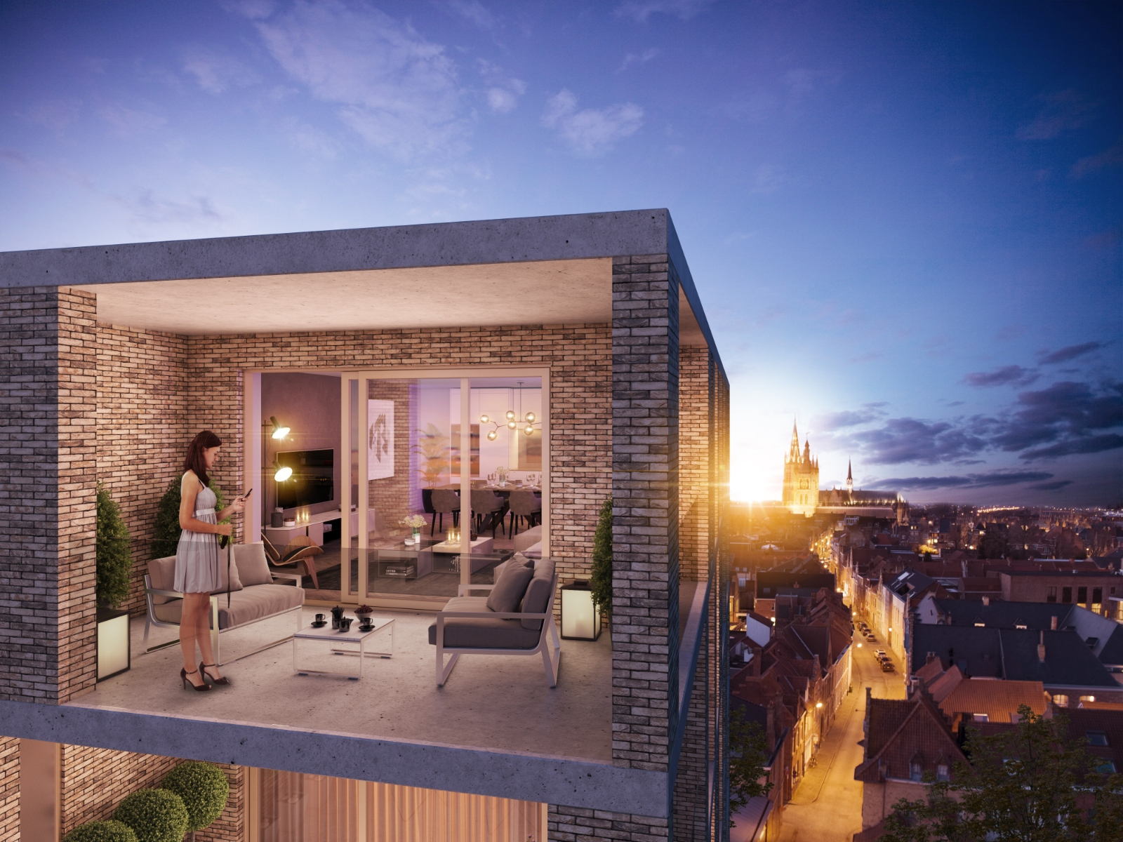 Residentie Pietershof: een unieke realisatie in het hartje van de stad - 13