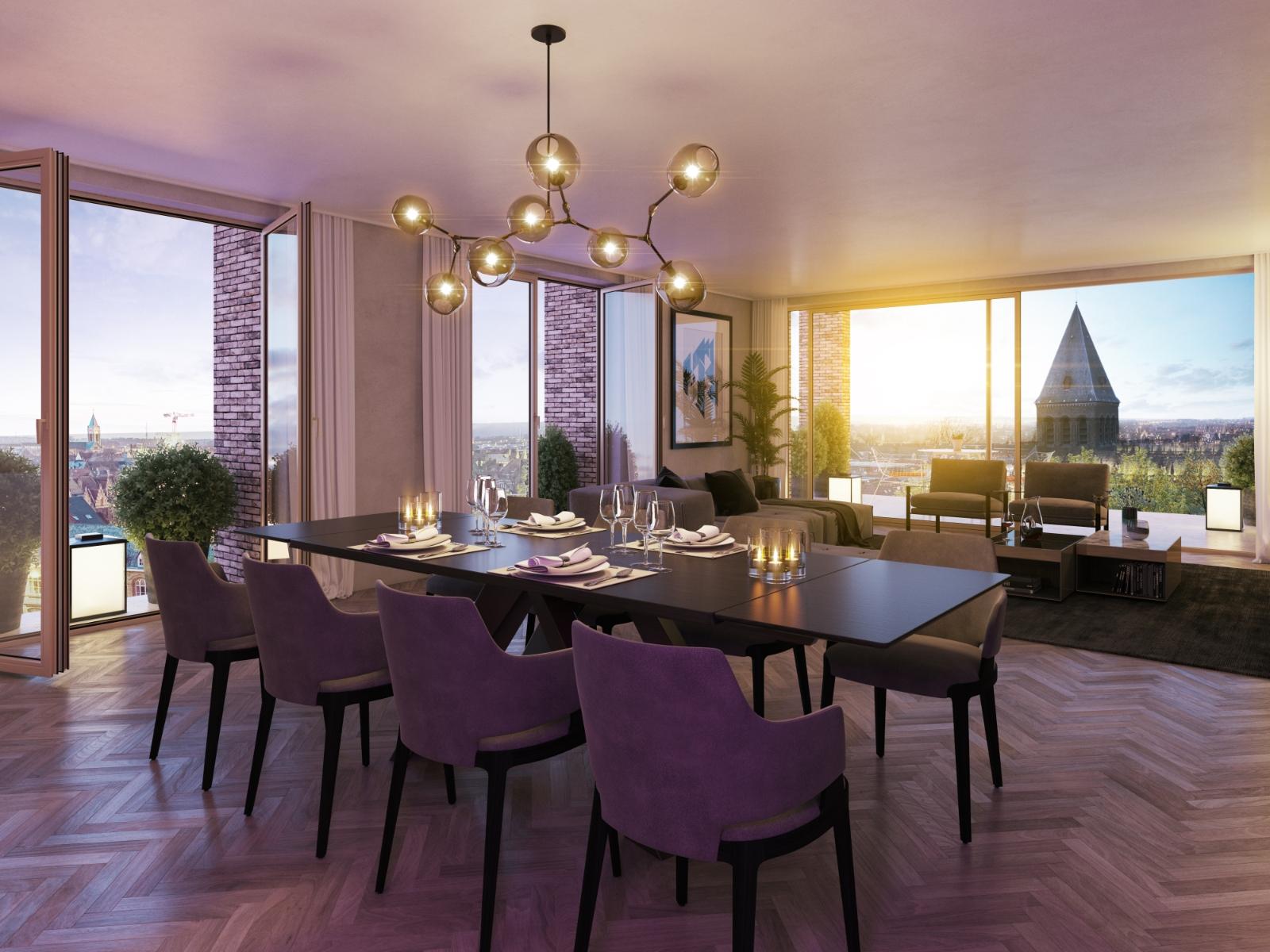 Residentie Pietershof: een unieke realisatie in het hartje van de stad - 4