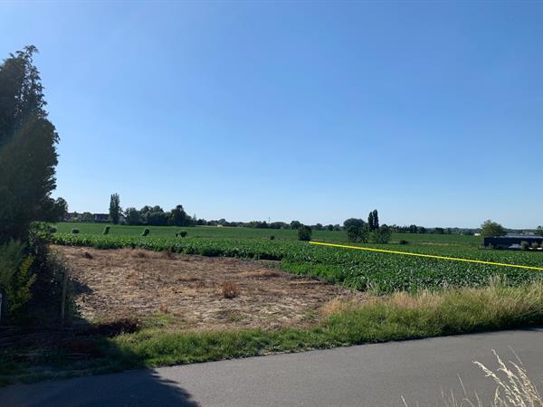 Uniek gelegen bouwgrond tussen Bellegem en Kortrijk