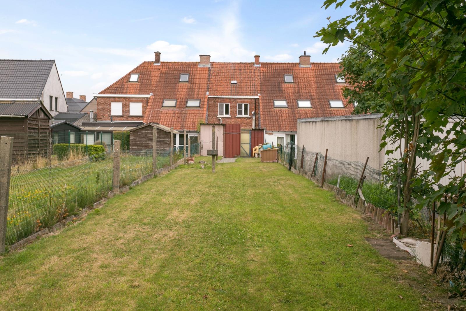 Rijwoning met tal van mogelijkheden, in centrum Roeselare - 4