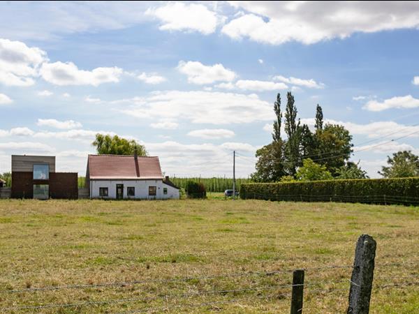 Landelijk en rustig gelegen, vrijstaande woning met veel potentieel.