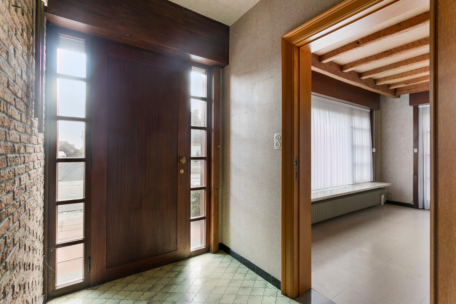 Vrijstaande, gelijkvloerse woning met garage en 3 slaapkamers te Koekelare - 4
