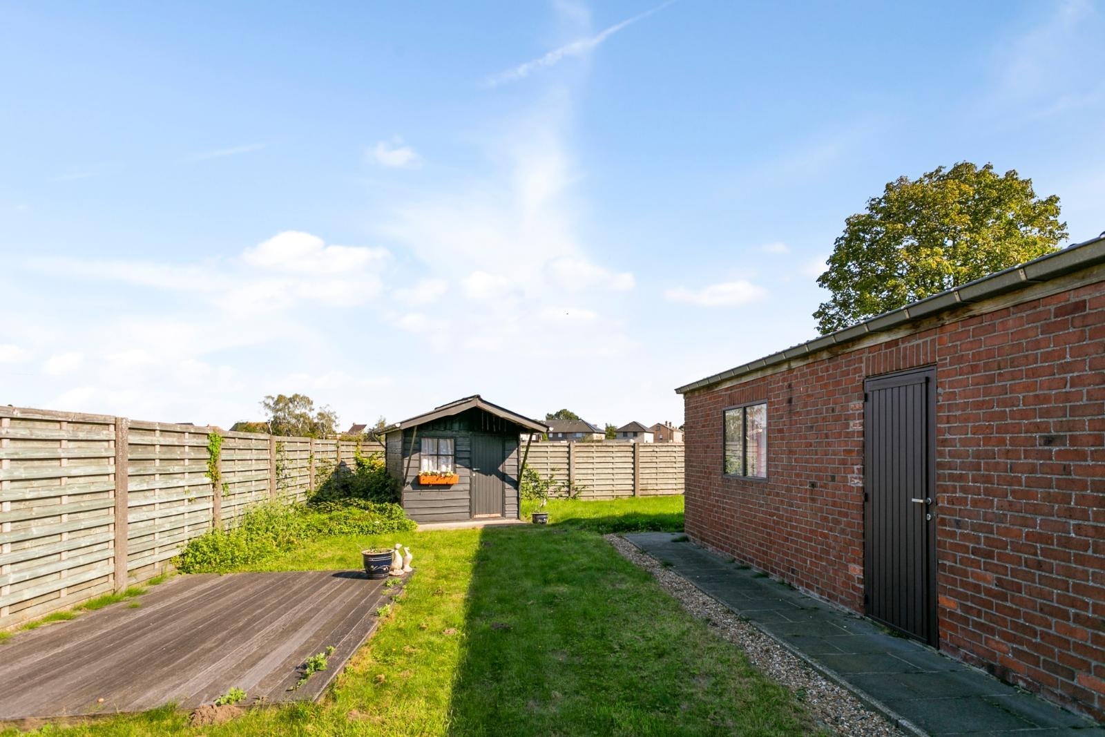Charmante, halfopen bebouwing met tuin en garage - 21
