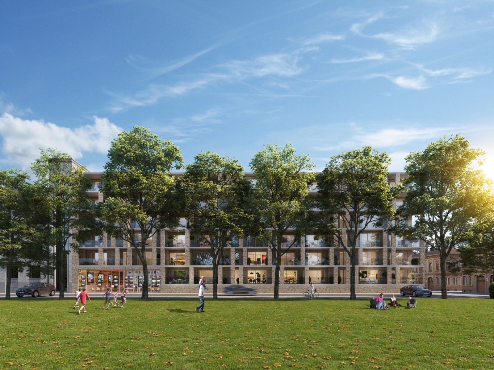 Laatste hoekappartement in Residentie Pietershof te koop - 6