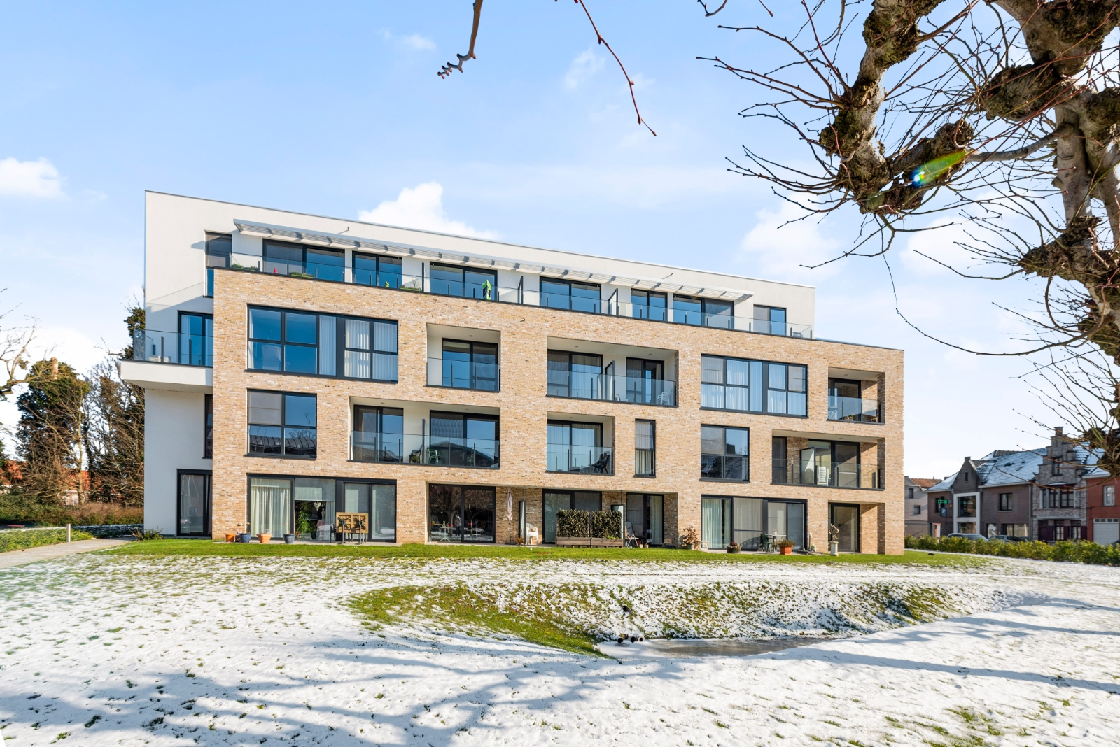 Laatste appartement / assistentieflat te Vlamertinge te koop - 2