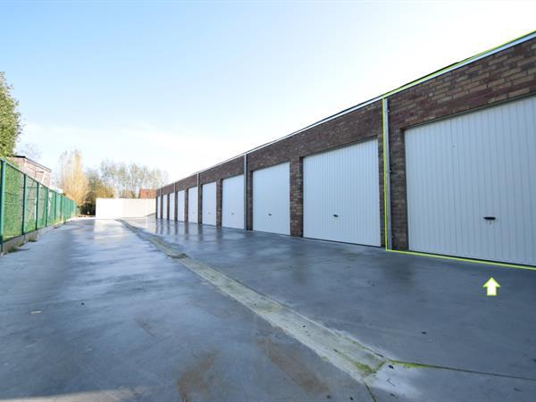 Nieuwe garage in centrum Keiem