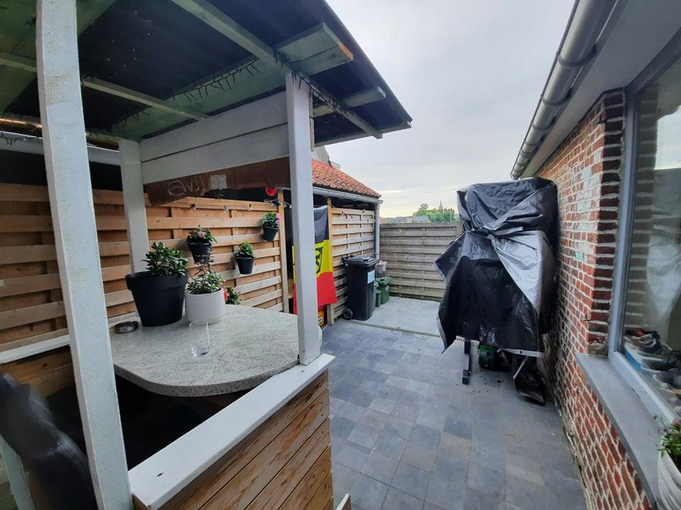 Halfopen woning met 2 slpk en terras - 16