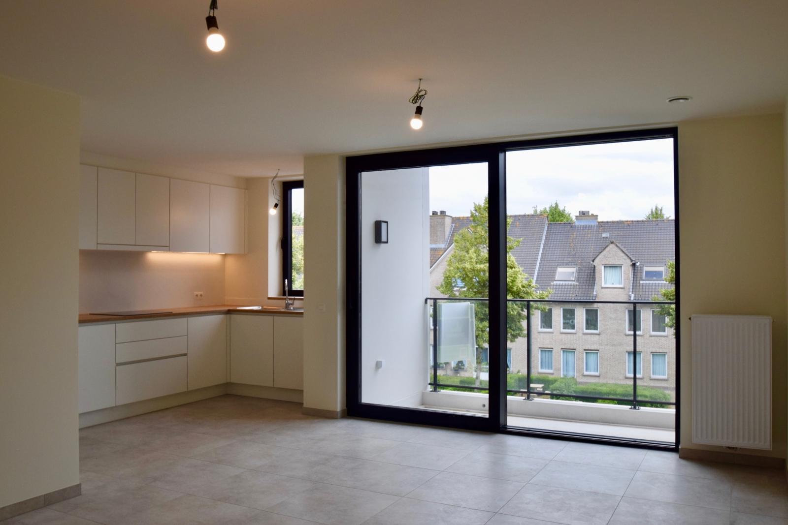 Nieuw appartement in het centrum van Diksmuide
