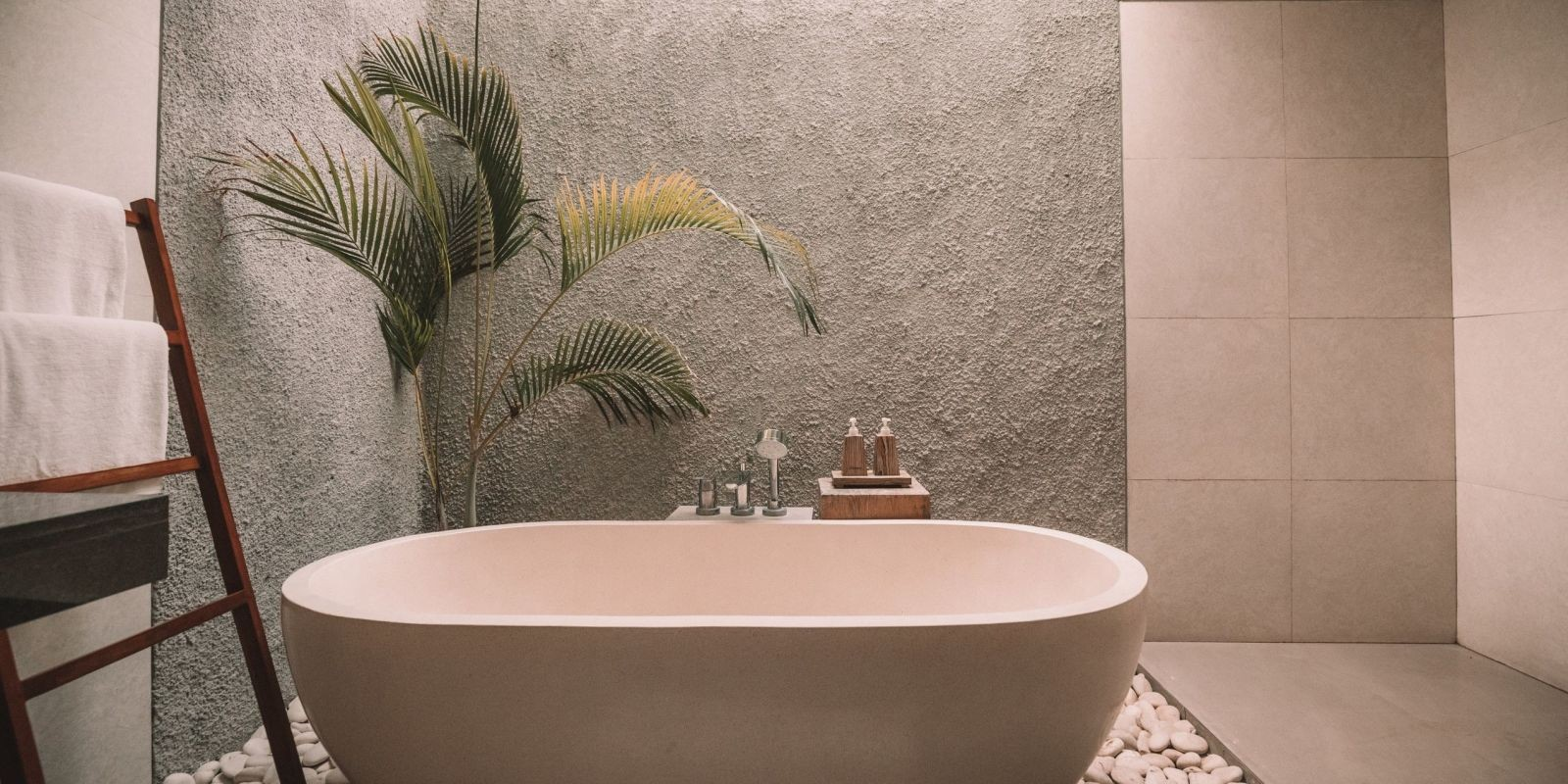 6 simpele aanpassingen om van jouw badkamer een oase van rust te ...
