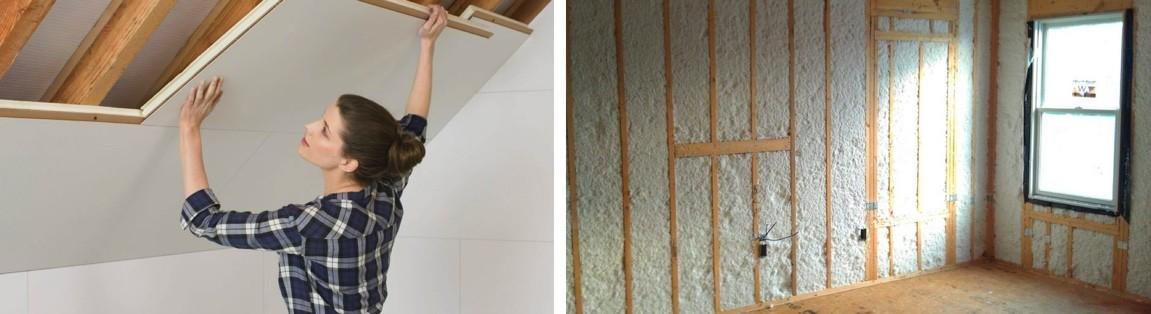 Dit zijn de goedkoopste manieren om je huis te isoleren